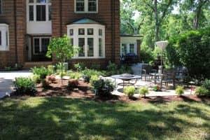 outdoor home patio
