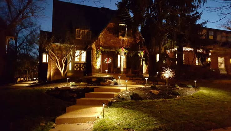 lighting solutions for home. Landscape Lighting Purpose, Material Selection, Budget Solutions For Home Y